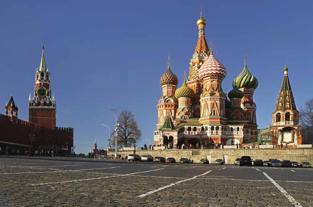 Die WM 2018 in Russland