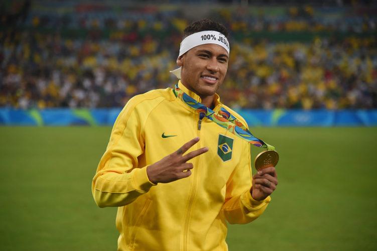 Neymar aus Brasilien - fährt er zur Fußball WM 2018 nach Russland? (A.RICARDO / Shutterstock.com)