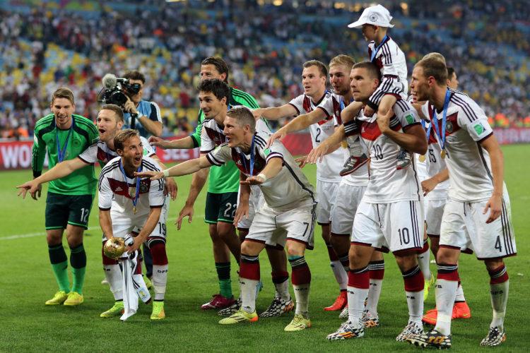 Den Triumph wiederholen, das ist das Ziel für die WM 2018. Photo: Shutterstock.