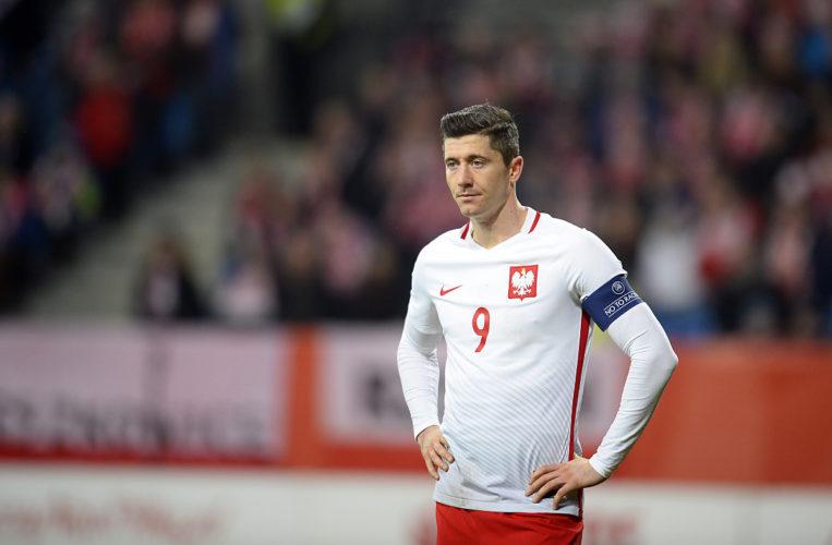 Robert Lewandowski - Torgarant auch bei der WM 2018? (Foto Shutterstock)