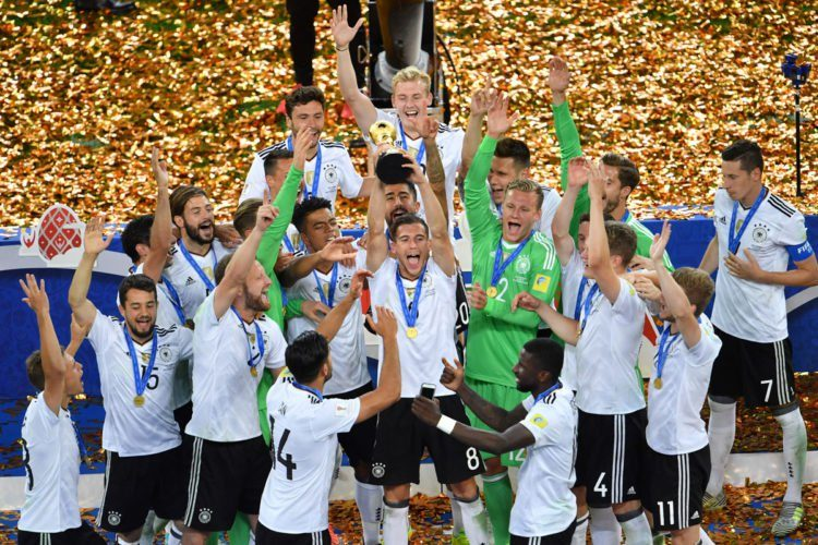 Deutschland gewinnt den Confed Cup 2017 durch ein 1:0 im Finale gegen Chile! (Foto AFP)
