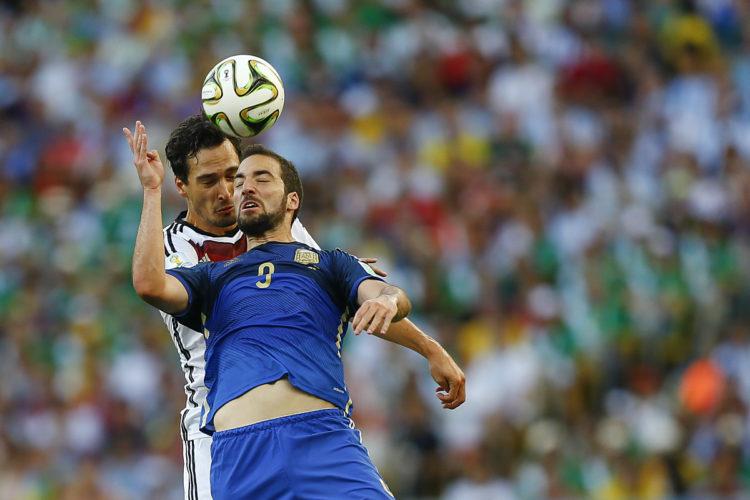 Gonzalo Higuain - Star aus Argentinien! (Foto Shutterstock)