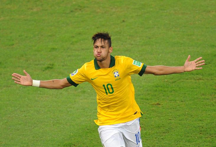Neymar Junior - brasilianische Hoffung bei der WM 2018 (Foto Shutterstock)