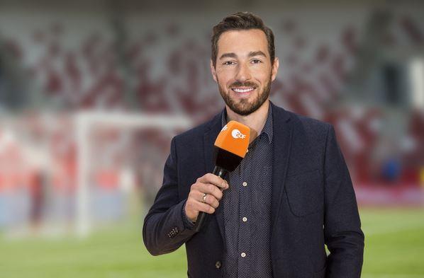 Sven Voss wird sicherlich einer der Moderatoren bei der WM 2018 sein (ZDF und Rico Rossival)