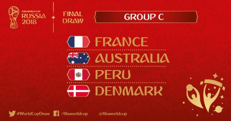 Wer spielt in WM-Gruppe C? (Foto FIFA)