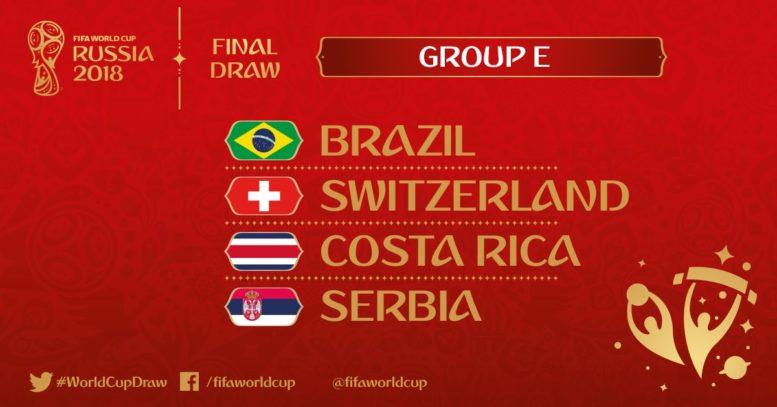 Wer spielt in WM-Gruppe E? (Foto FIFA)