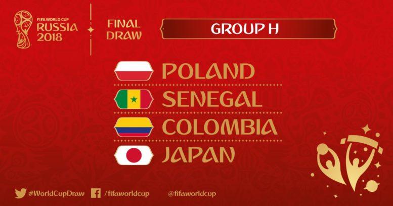 Wer spielt in WM-Gruppe H? (Foto FIFA)