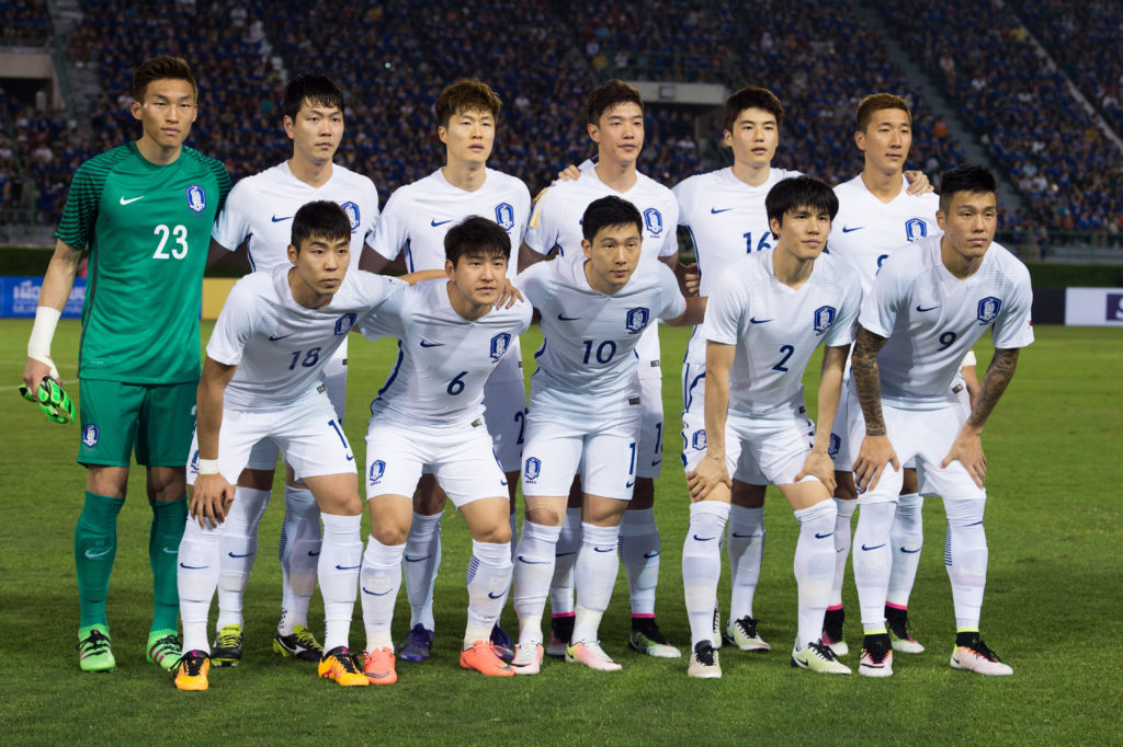 Südkorea Wm Kader