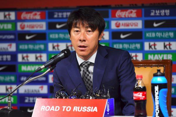 Tae-Yong Shin ist der neue Trainer von Südkorea. Copyright: AFP.