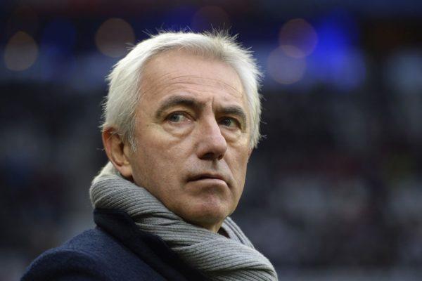 Bert van Marwijk, der neue niederländische Trainer von Australien. Copyright: AFP.