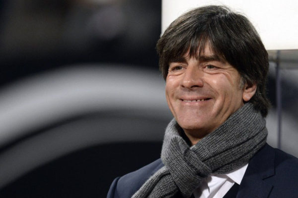 Deutscher Nationaltrainer Joachim Loew. Copyright: AFP.