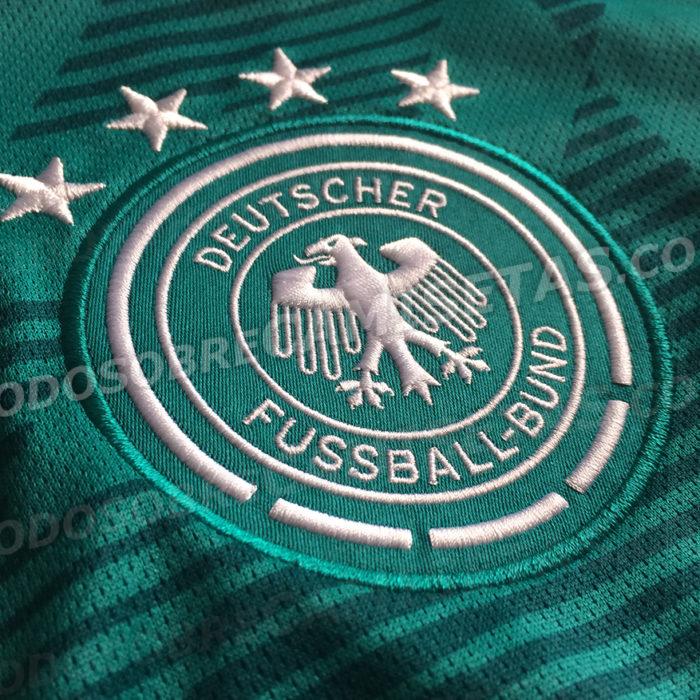 Wie sieht das neue DFB Deutschland Away Trikot 2018 aus?