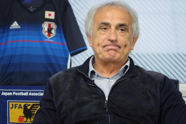 Japans bosnischer Trainer Vahid Halilhodzic. Copyright: AFP.