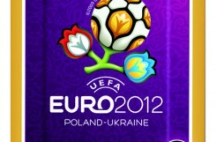 Das Panini Sticker zur Fußball EM 2012
