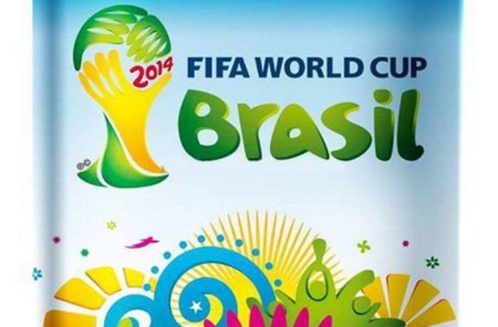 Das Panini Heft zur Fußball WM 2014