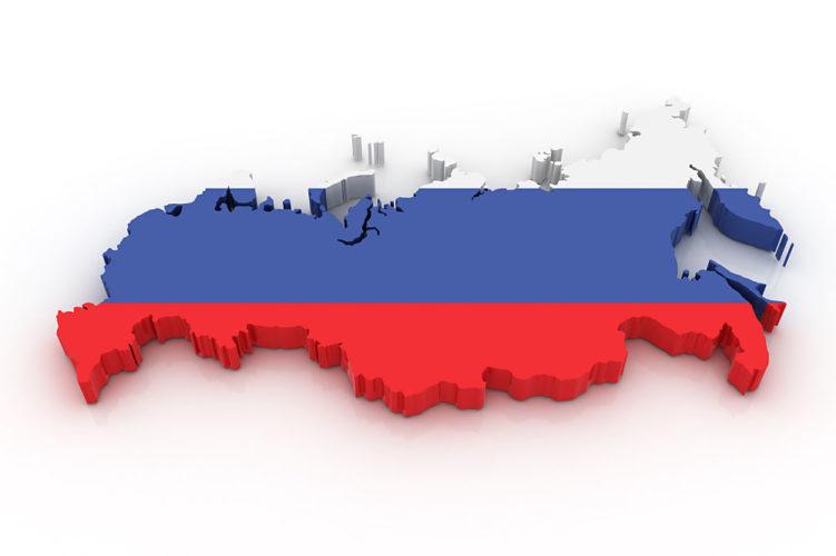 Eine Reise nach Russland