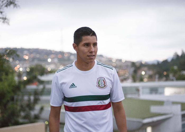 Das neue Mexiko Away Trikot von adidas 2018