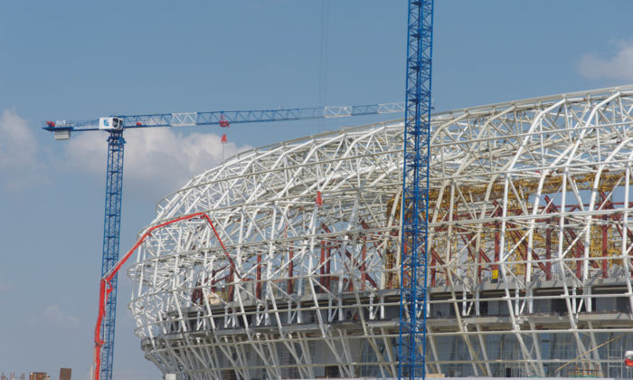 Mordwinien Arena Saransk (Foto Shutterstock)