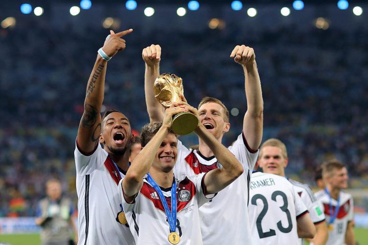 Deutschland wird Fußball-Weltmeister 2014 - zum vierten Mal nach 1954, 1974 und 1990. (Foto Shutterstock)