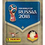 Die neuen Panini WM Sticker 2018 (Erscheinungsdatum am 29.März 2018)