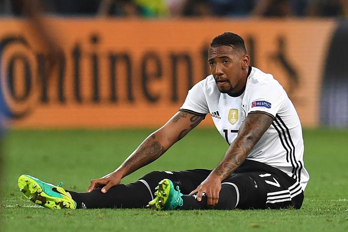 Schon oft war Boateng am Oberschenkel verletzt - muskuläre Probleme zwangen ihn schon mehrmals zu längeren Pausen. (Foto AFP)