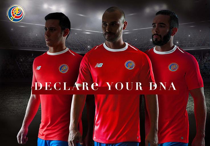 Das neue Costa Rica Trikot von New Balance.