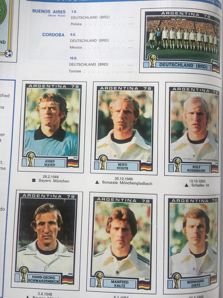 wm 1978 deutschland