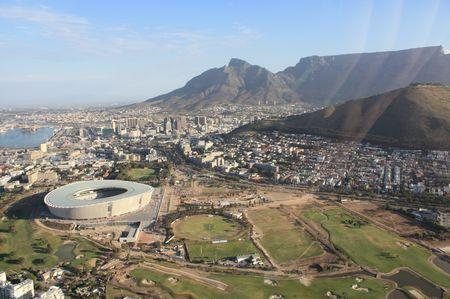 Das Kapstadt Stadion (Foto eigenes Archiv)