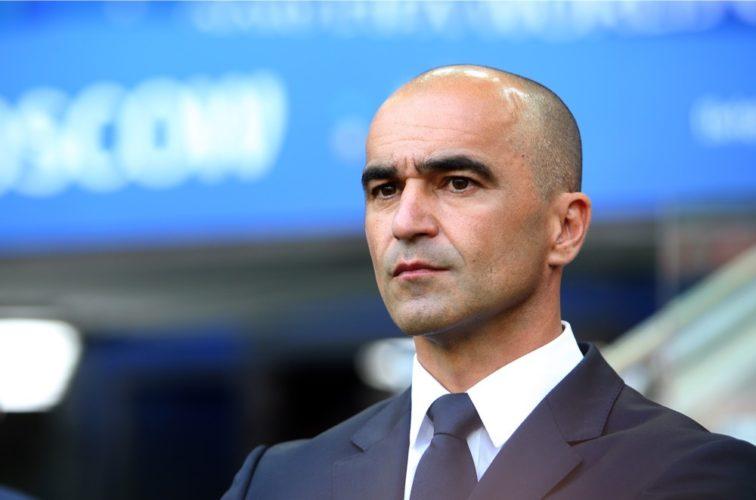 Belgiens Trainer Roberto Martinez (Marco Iacobucci EPP)