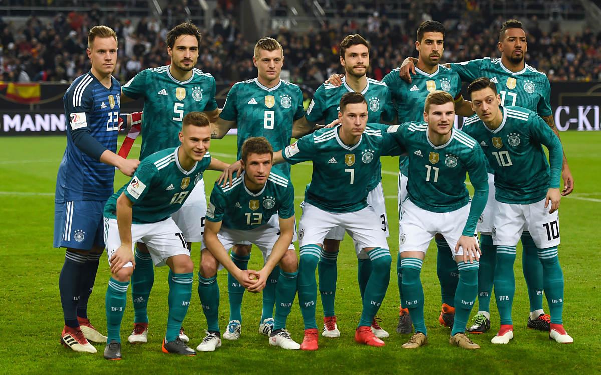 DFB Trikots 2018 zur Fußball WM 2018