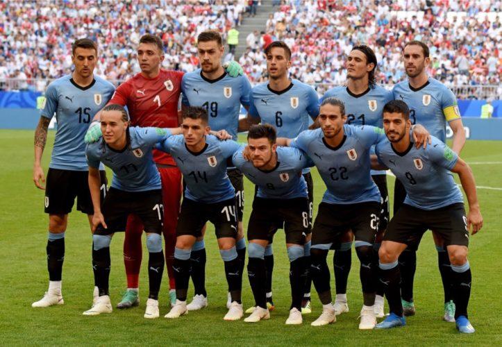 Uruguay steht im WM-Viertelfinale (Alizada Studios / Shutterstock.com)